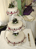 mini wedding cakes derbyshire