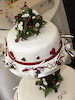 mini wedding cakes derby
