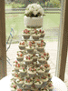 Leicestershire nottinghamshire derbyshire mini wedding cakes derbyshire, derby wedding cake derby, Tasty Treats