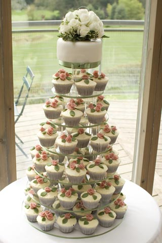 Wedding Cakes Nottinghamshire Uk