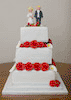 nottinghamshire chocolate wedding cakes